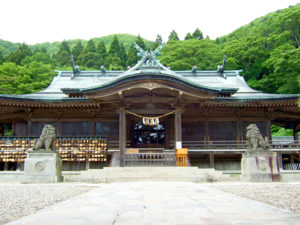 函館八幡宮