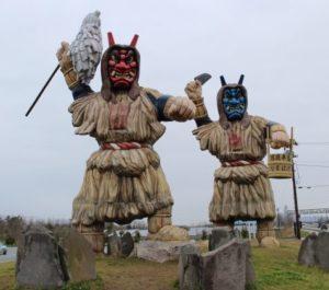 金運神社 秋田県