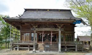秋田諏訪宮