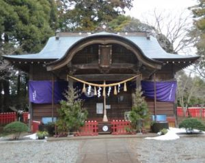 麻賀多神社 奥宮