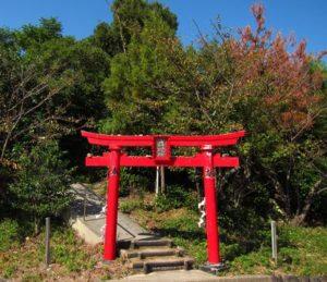 弁天山・厳島神社