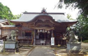大神山神社・本社