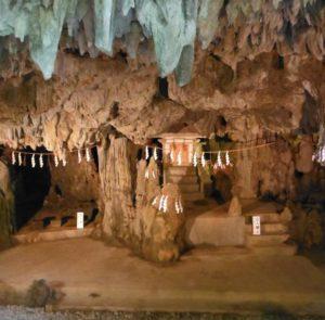 普天満宮洞窟