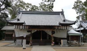 高忍日賣神社