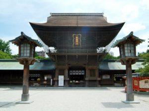 筥崎八幡宮